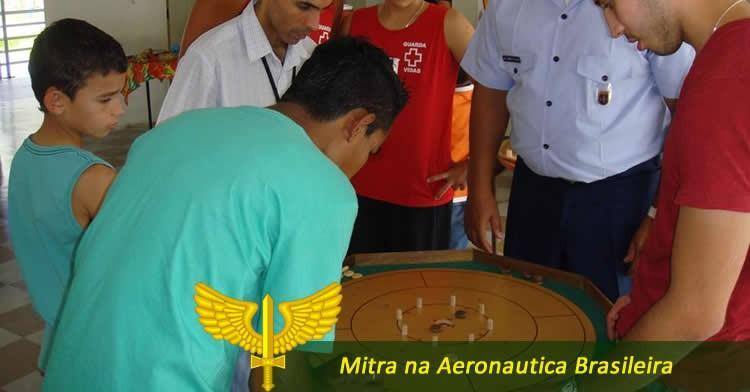 A Mitra na Aeronáutica Brasileira