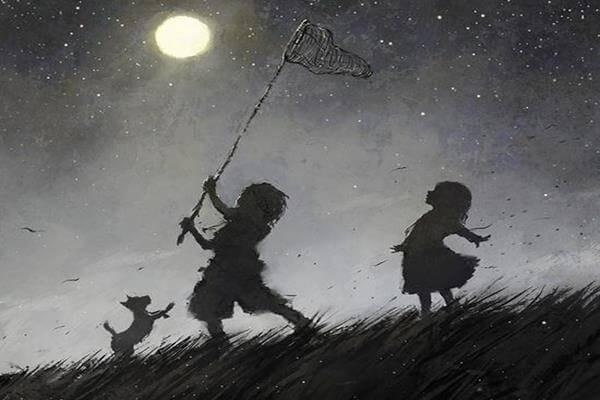 Crianças são feitas de sonhos