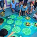 Brinquedos educativos para escola