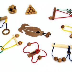 Brinquedos ecologicos educativos