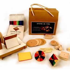 Empresa de brinquedos de madeira