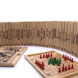 Jogos de tabuleiro antigos